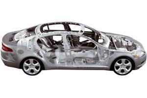 Jaguar XF technisch bekeken (2008-5)