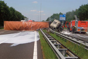 Leren van Salvage Transport Incident (2008-9)
