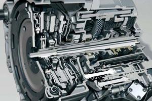 Volkswagen 7-traps DSG (2008-2)