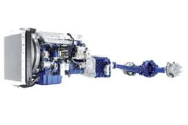 Volvo actualiseert de aandrijflijn (2009-5)