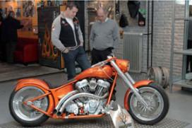 Passie voor de custom chopper (2007-11)