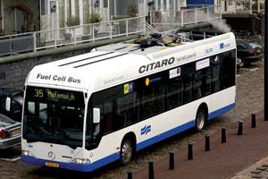 Praktijk-ervaringen met de Citaro brandstofcelbus (2008-6)