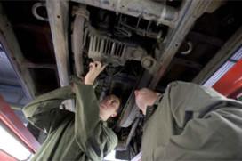 Trucktechnicus van de Toekomst voor één dag militair (2009-9)
