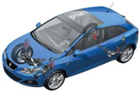 Seat Ibiza technisch bekeken (2008-9)