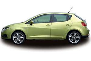 Seat Ibiza Sport-up 1.9 TDI 77 kW (2008-9)