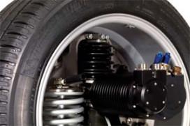 Michelin, Heuliez en Venturi plannen elektro-auto's (2008-11)