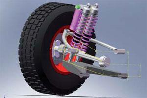 HTS-studenten bouwen rallyraid-auto (2009-1)