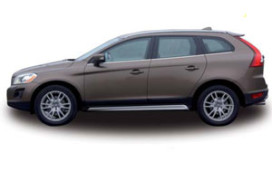 Test Volvo XC60 D5 AWD Geartronic (2009-1)