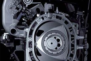 Mazda experimenteert met waterstof (2009-11)
