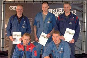 Trucktechnicus van het Jaar 2009 (2009-11)