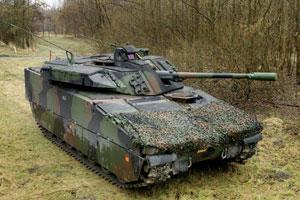 CV90: high tech pantser-infanterievoertuig (2009-4)