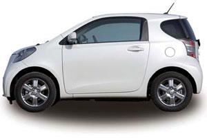 Test Toyota iQ 1.0 VVT-i Aspiration (2009-4)