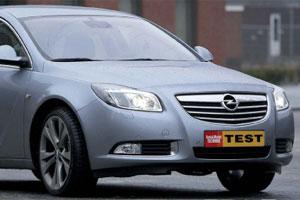 Test Opel Insignia 2.0 Turbo ECOTEC 4×4 Sport (2009-2)