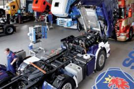 Scania Hoogvliet voor allround truckonderhoud (2009-2)