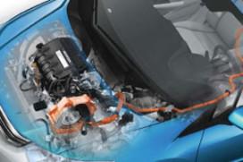 Honda Insight hybride (2009-2)