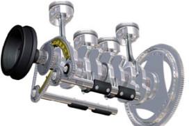 Nieuwe Mercedes 1.8 liter DI-turbobenzinemotor (2009-7/8)