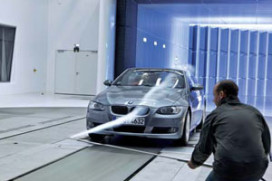 BMW opent nieuw windtunnelcomplex (2009-7/8)