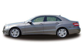 Test Mercedes E 250 CDI BlueEfficiency Avantgarde (2009-7/8)