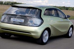 Mercedes emissie-arme toekomst (2009-9)