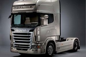 Vernieuwde Scania R-serie (2009-10)