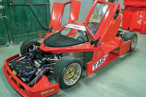 Saker Motorsport (2004-12)