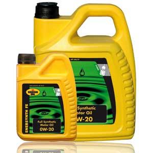 Brandstof sparen met Kroon-Oil