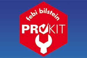 Complete onderstelreparatie met febi ProKit