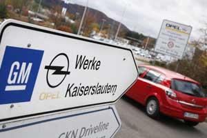 Beursgang voor GM, Opel heeft het zwaar
