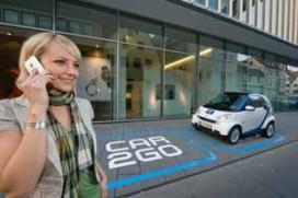 Mercedes studeert op autodeelproject