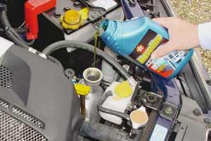 Veroudert nieuwe motorolie?