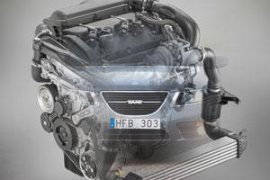 Saab vanaf 2012 aangedreven door BMW