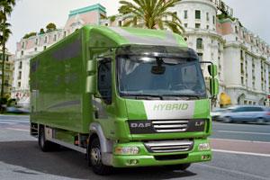 Hybride en elektrische bedrijfswagens