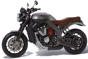 Horex herleeft met VR6 motorfiets