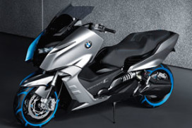 Superscooters van BMW op komst