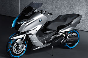Superscooters van BMW op komst