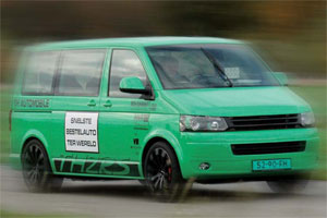 VB Airsuspension presenteert race-Transporter (2009-12)