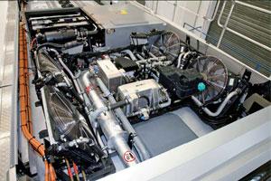 Techniek tweede generatie waterstofbus (2010-1)