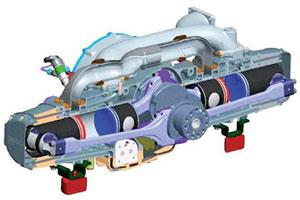 Uitvinders breken met traditionele motortechniek (2010-2)