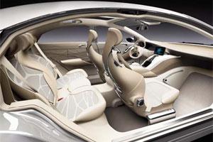 Kennismaking Mercedes-Benz F 800-toekomstauto (2010-3)