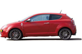 Test Alfa MiTo 1.4 Turbo MultiAir S&S QV (2010-4)