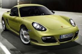 Verslaat de Porsche Cayman R zijn betovergrootouder?