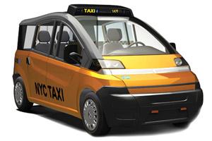 New Yorkse taxi's naar schroothoop