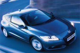 Honda introduceert hybride sportcoupé CR-Z (2010-5)