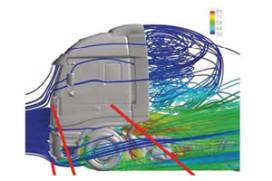 Efficiënte truckkoeling van Behr (2010-6)