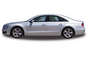 Test Audi A8 4.2 TDI quattro (2010-6)
