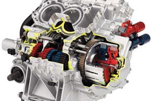 Techniek Honda VFR1200F DCT (2010-7/8)
