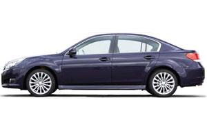 Test Subaru Legacy Sedan AWD 2.5i Sport (2010-7/8)