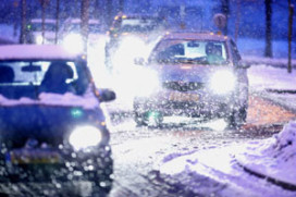 Startproblemen in de winter (2010-2)