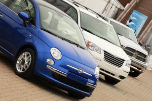 Geen plannen voor fusie Fiat en Chrysler