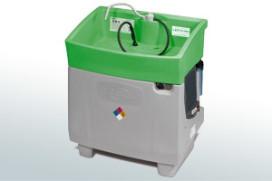 Milieuvriendelijke onderdelenreiniger van Kroon-Oil